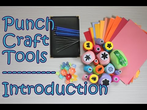 Beginners Guide to Punch Craft Tools