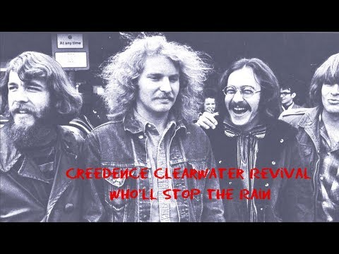 Creedence Clearwater Revival -  Who'll Stop The Rain ( Lyrics ) mp3