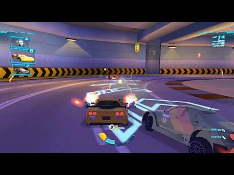 Jeff Goevette, Battle Race, Cars 2 The Video Game, PC Game thumbnail