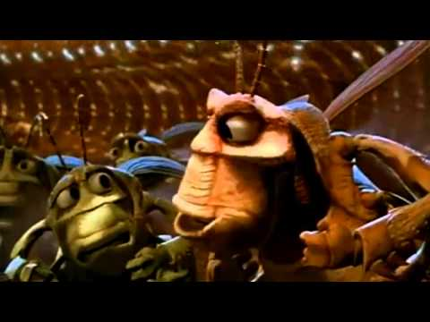A Bug's Life - Official Trailer 1998 [HD]