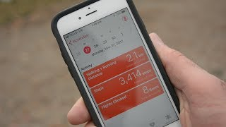 How accurate is the iPhone's pedometer at counting steps?
