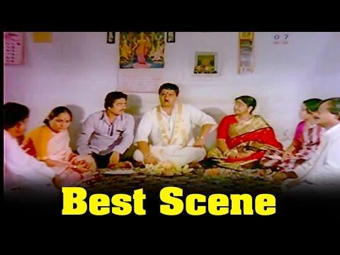 Dowry Kalyanam Movie : Visu Daughter Engagement  Scene