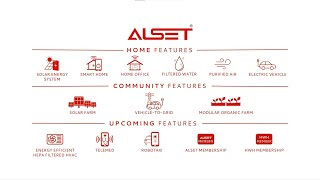 Alset EHome Features
