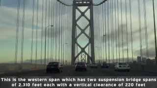 13-19 San Francisco Bay Area #3: Twice Across the Bay Bridge & More