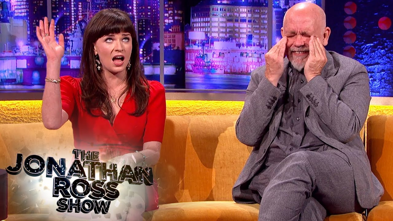 Download John Malkovich Can't Cope With Aisling Bea's Malaysian Stand Up Story | The Jonathan Ross Show