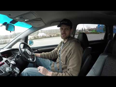 2004 Honda Odyssey Absolute - Drive Home
