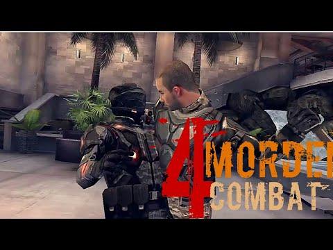 Modern Combat 4 : Zero Hour - Level 1