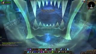 BFA 8.0 Lv.120 Death Knight Solo Icecrown Citadel (Lich King Raid)
