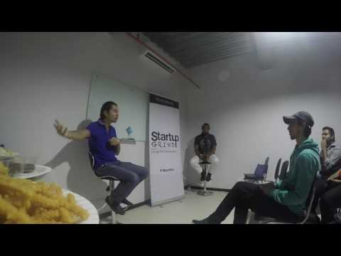 Startup Grind Port-Louis Hosts Nicholas Goldstein (Mauritius