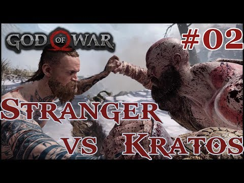 Meeting The STRANGER | Let's Play GOD of WAR 4 | Gameplay Walkthrough | #02