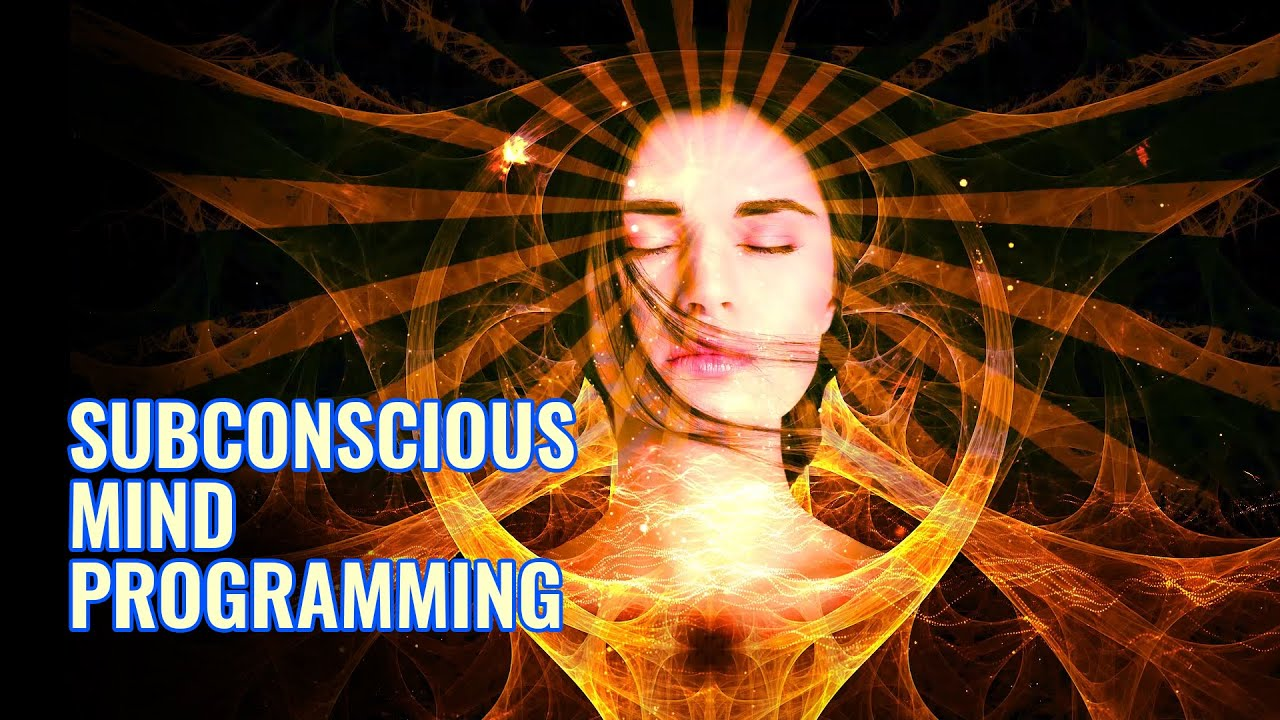 Subconscious Mind Programming ☀ Closed Eye Visual Binaural Beats ☀ Unlocks Your True Potential