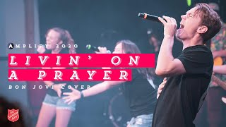 Livin' on a Prayer (Bon Jovi Cover) - Live at Amplify 2020