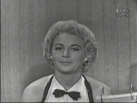 What's My Line? - Betty Hutton; Eamonn Andrews [panel] (Jun 1, 1958)