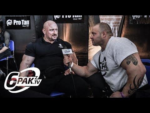 NADCHODZĄ DUŻE ZMIANY W IFBB – wywiad z Robertem Piotrkowiczem | 4K
