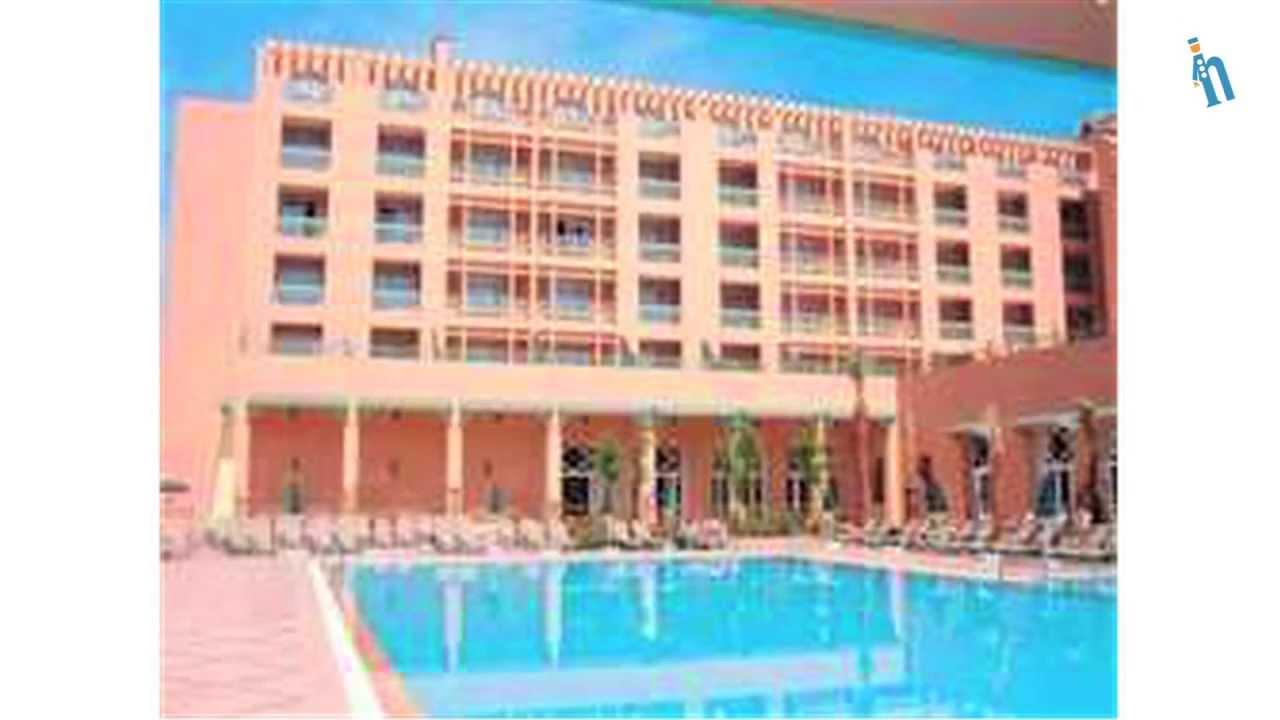 Hotel Mogador Menara Marrakech