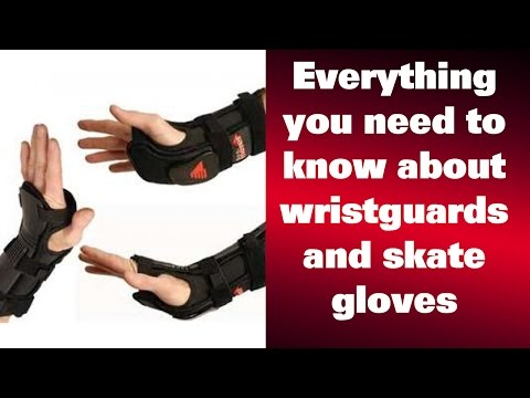 Everything you need to know about wristguards and skate glov