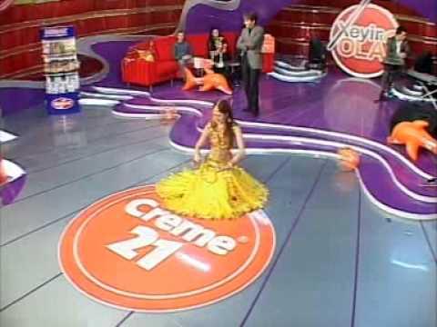 Mujhe rangde - Oksana Rasulova - indian dance
