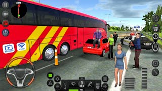 Bus Simulator Ultimate #20 Road to Rome in Tourismo 17 - Bus Games! Android gameplay