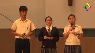 20131024 堅樂小學到訪
