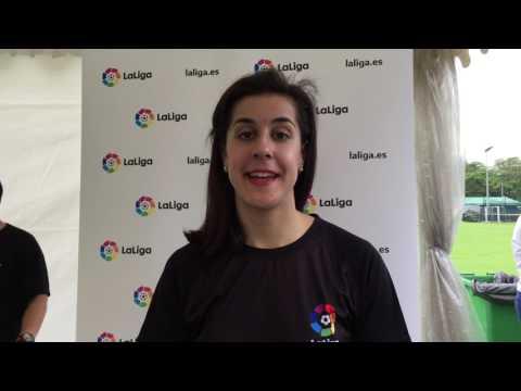 Carolina Marin: Saving Rafael Nadal or footballer Andres Iniesta
