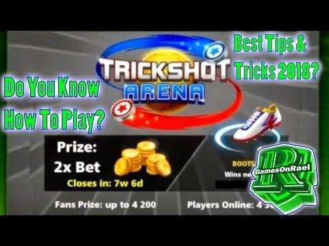 TrickShot Arena Dirty Little Secret   Soccer Stars Tutorial Best Tips & Tricks EVER! 2M Matches