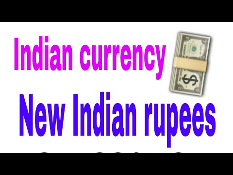 RBI Indian rupees Indian New currency ! Manish chaudhary