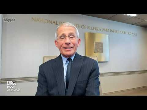 WATCH: China's delay in COVID-19 transparency hurt U.S. understanding of virus, Fauci says