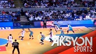 Height disadvantage, babawiin daw ng Gilas Pilipinas sa teamwork at diskarte