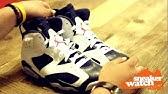 7d22cd97be1 Stickie213 - Original Air Jordan 6 Olympic 2000 - YouTube
