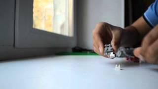 Как сделать робота из LEGO