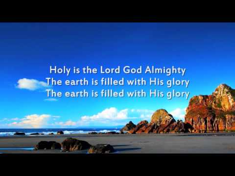 Chris Tomlin - Holy is the Lord - Instrumental with lyrics