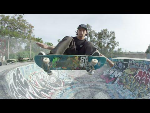 Tom Remillard At Garvanza | TransWorld SKATEboarding