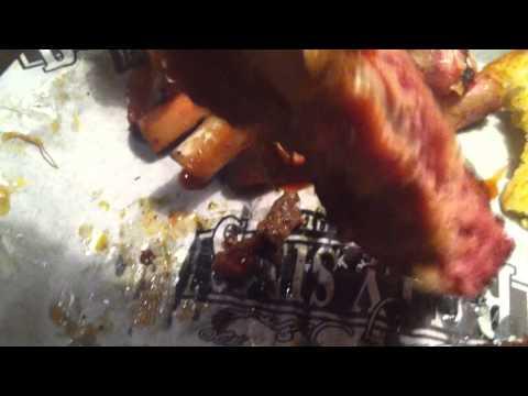 Billy Sims BBQ Ribs, Altus, OK....Falls off the bone
