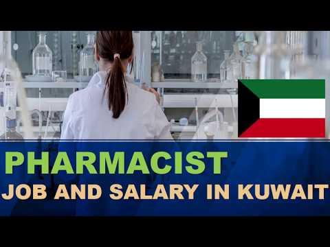 Pharmacist Salary In Kuwait - Jobs And Salaries In Kuwait