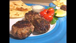 Lamb Kofta with Yogurt Sauce Recipe - Amazing Tasty Meatballs! -  Episode #221