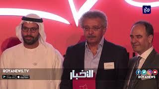 الكاتب إبراهيم نصرالله يفوز بالجائزة العالمية للرواية العربية - (25-4-2018)