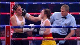 Фатима Дудиева vs Тамара Мелконян