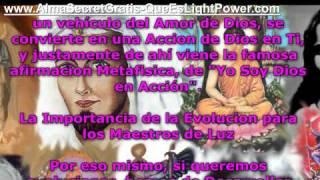 Maestros de Luz  HD Video Alma Secret Gratis - Que Es Light Power Yoga