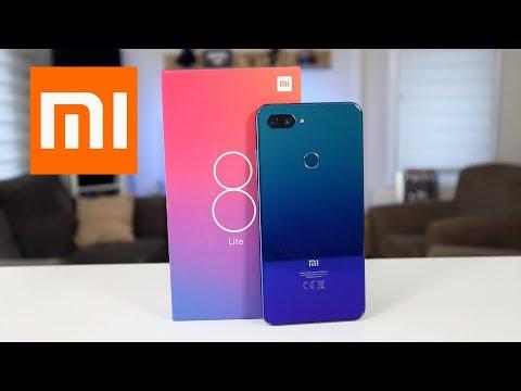 ÇOK SORULAN TELEFON: Xiaomi Mi 8 Lite kutusundan çıkıyor