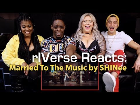 RIVerse Reacts: Married To The Music By SHINee - M/V Reaction