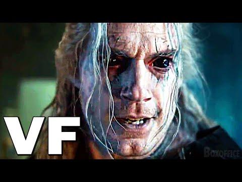 "THE WITCHER Saison 2 ""Geralt Sauve Ciri"" Extrait VF (2021)"