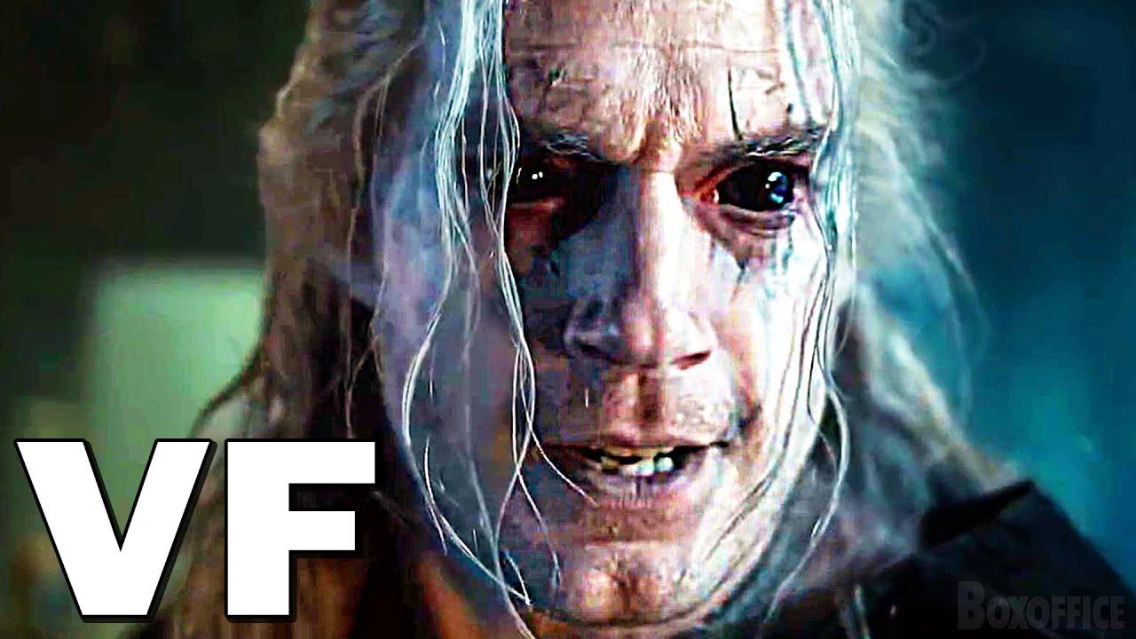 "Download THE WITCHER Saison 2 ""Geralt Sauve Ciri"" Extrait VF (2021)"