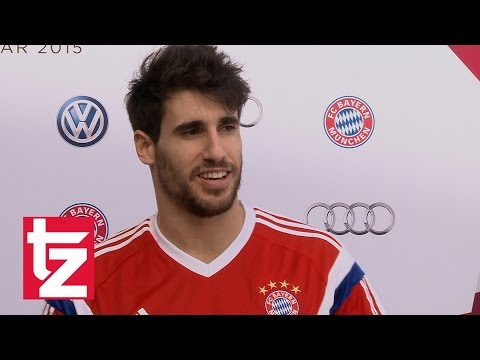 "Pep bremmst Martinez: ""Javi, what are you doing?"" - Martinez spricht Deutsch auf Pressekonferenz"