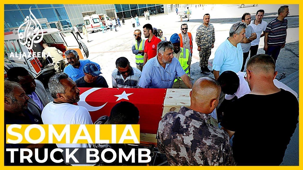 Mogadishu blast: Turkey sends doctors, medical aid to Somalia