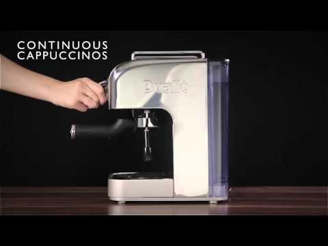 Hypermoderne Dualit 3in1 Espressomaskine - YouTube GL-46