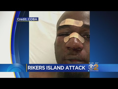 Correction Officers' Union Fed Up With Attacks On Officers