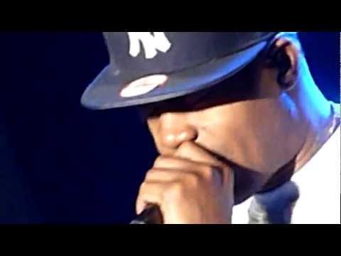 Nas Live Voodoo Experience New Orleans LA October 28 2012