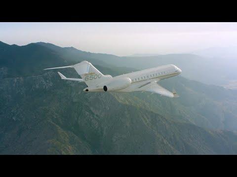 Système de vision combiné véritable de Bombardier