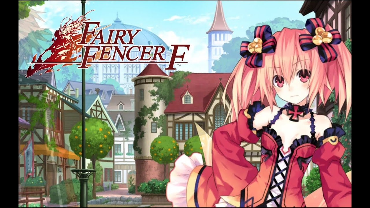 fairy fencer f starting guide