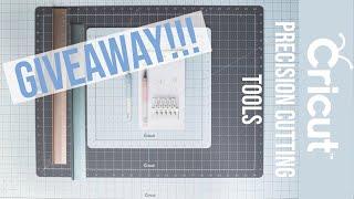 Cricut Precision Cutting Tools - GIVEAWAY